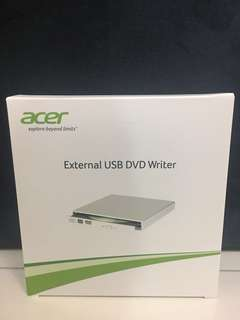 Acer External USB DVD Writer
