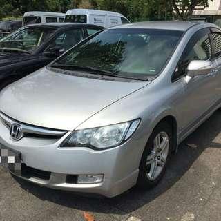 Honda Civic FD2.0A SG