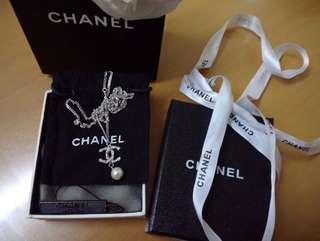 Chanel經典頸鏈(專門店最受歡迎之一)