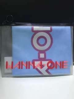 Wanna one 韓場slogan