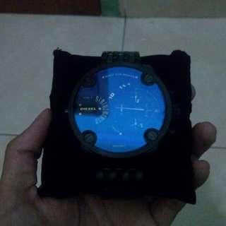 Jam Tangan Diesel DZ7257 Black Premium Grade A
