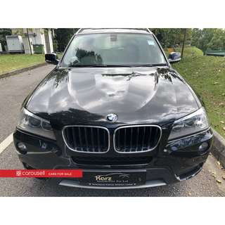 BMW X3 xDrive20i Sunroof