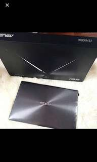 ASUS Zenbook Core i3 Ultrabook laptop notebook +backlight keyboard (Nt Ipad Iphone Macbook Air )