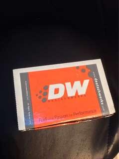 DeatschWerks DW65C fuel pump for Mitsubishi Lancer / Evo