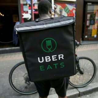 UberEats Rider/Cyclist(Share Sign Up Bonus!)