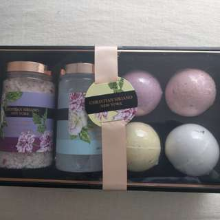 Brand new! Bath Salts and Bombs