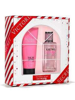 Victoria's Secret Eau So Sexy 2-pc Gift Set Body Mist & Lotion
