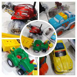 Toys | Mix Vehicles | Original
