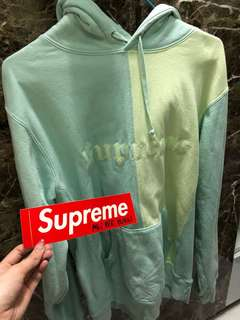 Supreme hooded