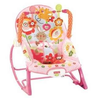 Fisher price-Infant to toddler Rocker (Bunny pink)