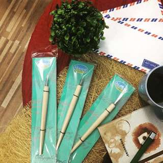 BUNDLE & FREESF Wooden Calligraphy Pens from Barnes and Noble US