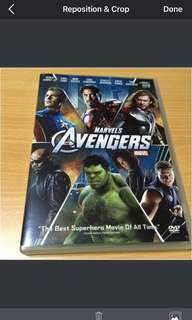Marvel's The Avengers (movie dvd)