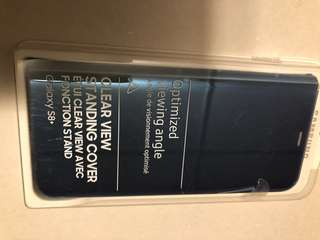 Brand new open box Samsung s8 plus clearview case