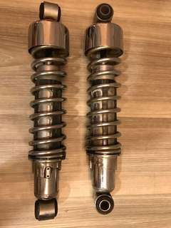 Harley davidson suspension