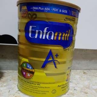 Infant Milk Powder Enfamil stage1 1.8kg n 900g Baby milk formula Mead Johnson