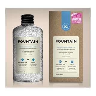 Fountain The Hyaluronic Molecule (240ml)