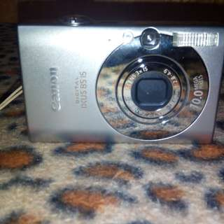 Canon Ixus 85 IS Digital Camera