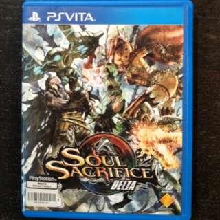 PSVita Soul Sacrifice Delta (PS Vita)