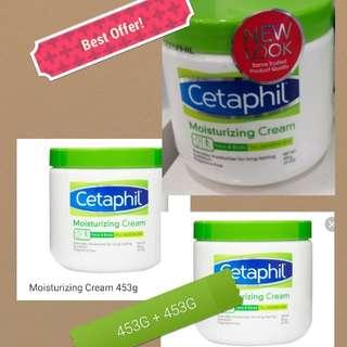 BrandNew Cetaphil twin-tub Moisturising Cream