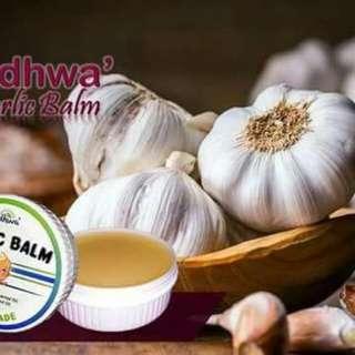 Adhwa garlic balm pos semenanjung