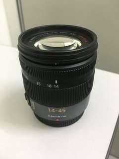 Lumix G Vario 14-45mm f/3.5-5.6 ASPH