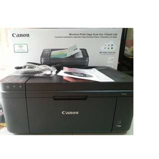 5-in-1 Wi-Fi Printer Canon MX492 with CISS