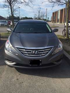 Hyundai Sonata GL 2011 with BRAND NEW ENGINE!