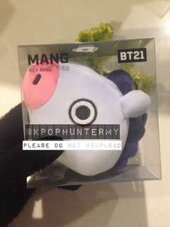 [Exclusive Original] BT21 Mang Keyring