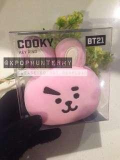 [Exclusive Original] BT21 Cooky Keyring