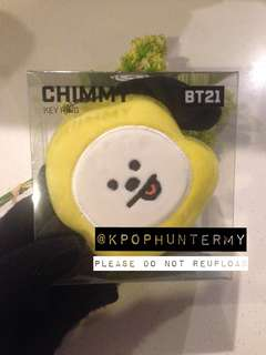 [Exclusive Original] BT21 Chimmy Keyring