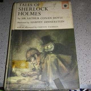 Tales Of Sherlock Holmes, by Sir Arthur Conan Doyle