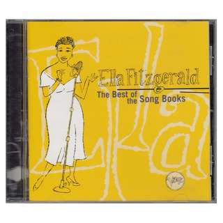 Ella Fitzgerald: <The Best of the Song Books> 1993 CD (Made in USA)