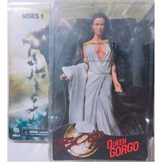 Series 1 NECA Queen Gorgo 7 inches scale Action Figure