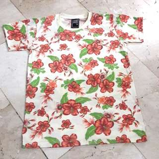 Floral shirt for men