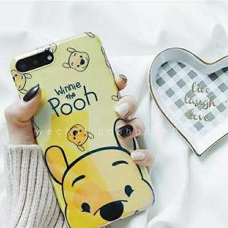 Winnie The Pooh Phone Casing - IP030 #bajet20