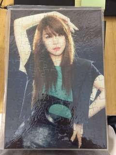 Girls Generation 少女時代 Tiffany puzzle
