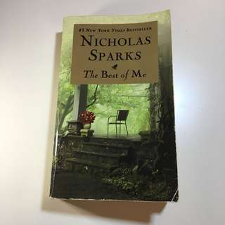Nicholas Sparks The Best Of Me