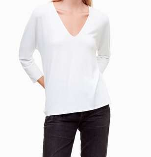 Wilfred Free Aneta Shirt (S/Light Beige)
