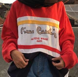 Crewneck pierre cardin three colors
