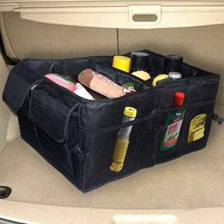 Car storage foldable Organizer