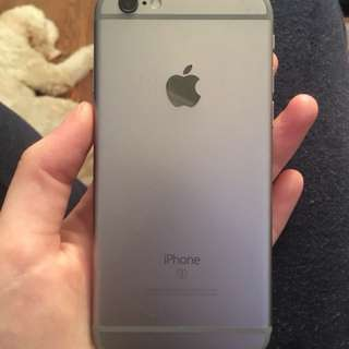 IPhone 6s 64GB unlocked space grey