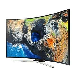 Samsung UA65MU6300 Smart 4K Digital LED TV. Brand new in box. 3 years warranty.