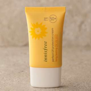 Perfect UV protection cream long lasting SPF50+ PA++++ for oily skin