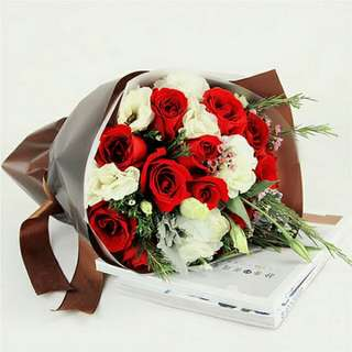 Flower Bouquet∕Hand Bouquet∕Birthday Bouquet∕Anniversary Bouquet∕Proposal Bouquet - 5617