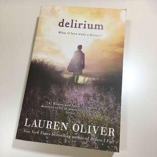 Delirium Lauren Oliver