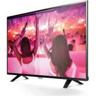 "Philips 55"" 55PUT5801 4K Digital LED TV. With local 1 year warranty."