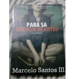 Para sa Brokenhearted by Marcelo Santos III