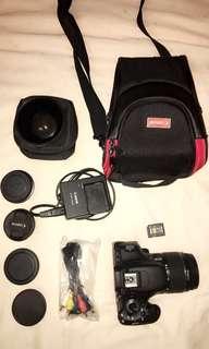 Canon camera 600D