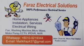 Electrical installation & repairing