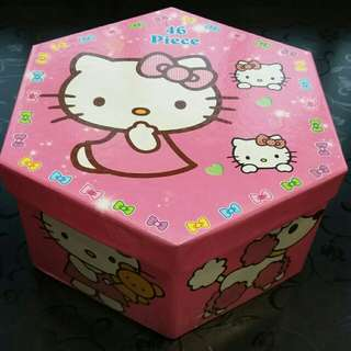Brand New Hello Kitty Coloring / Stationery Set